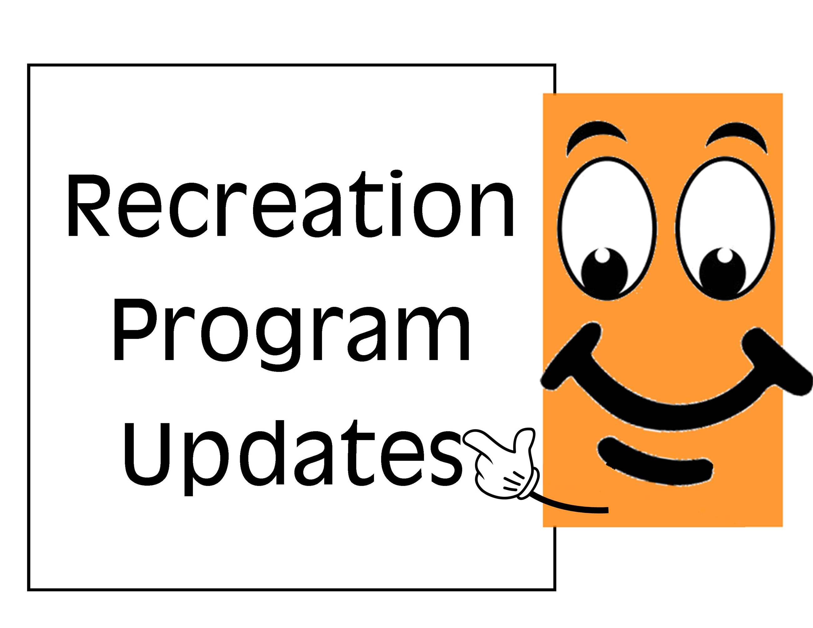 Rec Program Updates - Phil