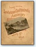 1895-Lewiston Centennial ProgramPS1