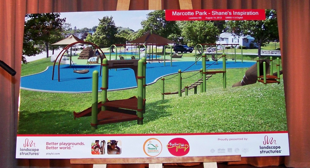 Universally Accessible Playground